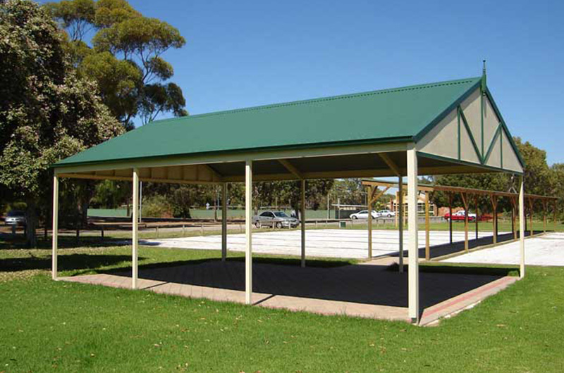 Olympic Industries - Free Standing Carport Adelaide
