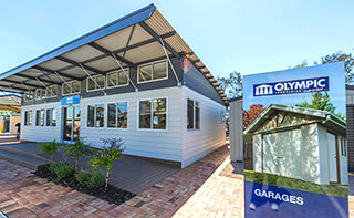 Olympic Industries - Garages Carports Sheds Adelaide