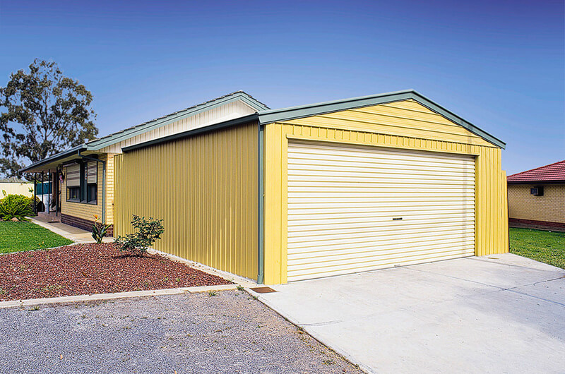 Garages Adelaide - Olympic Industries