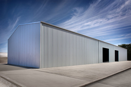 Industrial Buildings Sheds Adelaide - Olympic Industries
