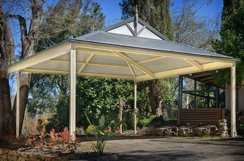 Freestanding Carports Adelaide - Olympic Industries