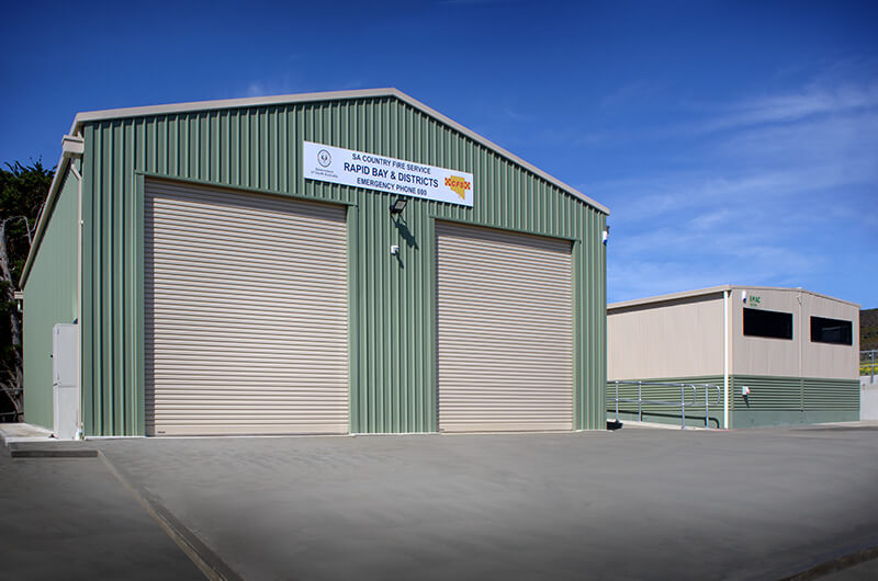 Industrial Buildings - Big Sheds - Olympic Industries