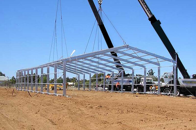 Farm Barns - Rural Buildings - Olympic Industries