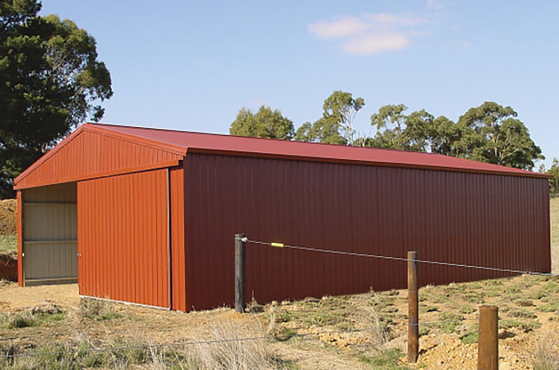 Farm Barns - Rural Buildings - Olympic Industries