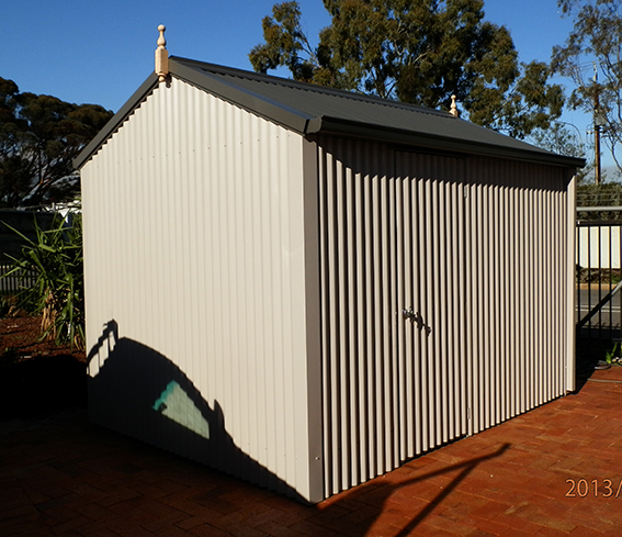 Garden Sheds - Olympic Industries