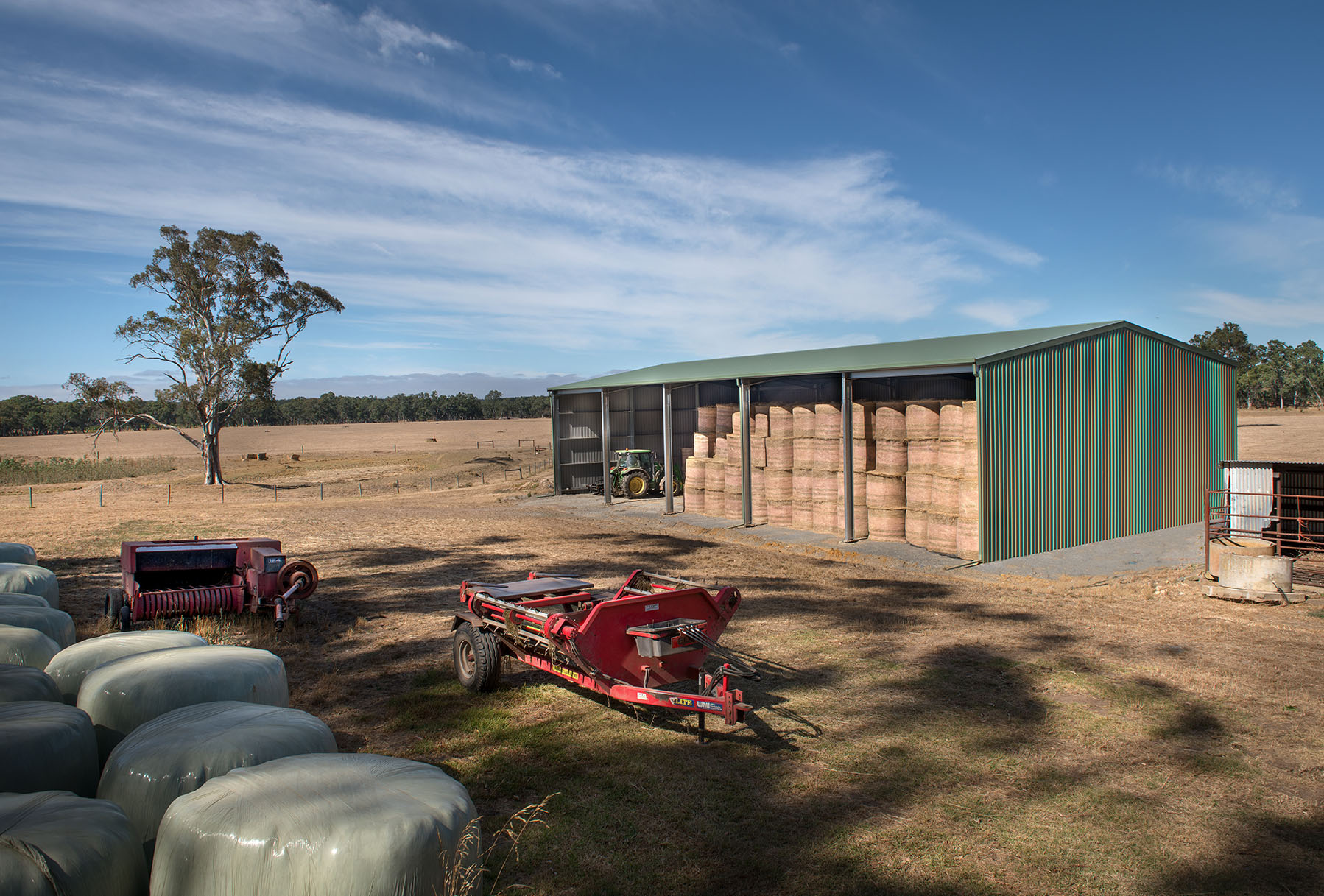 Rural Buildings - Big Sheds - Olympic Industries