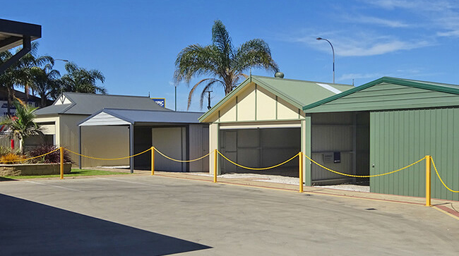 Garages & Sheds Edwardstown