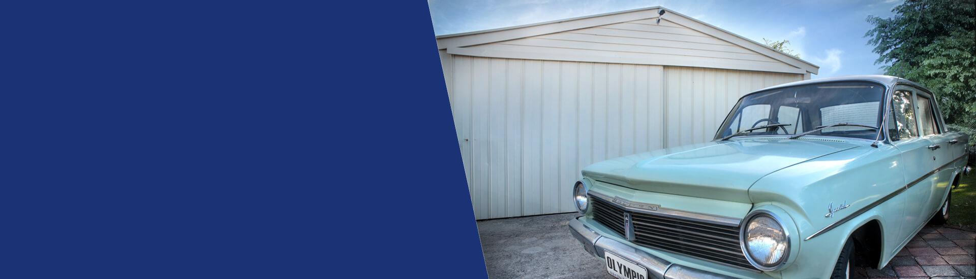 Garages & Sheds Adelaide