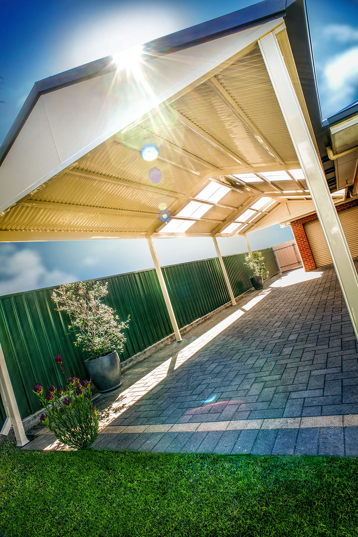 Verandahs Adelaide - Olympic Industries